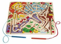 ZOO'M Magnetic Marble Maze