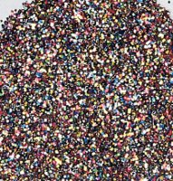 Glitter bulk pack multicolour 1lb