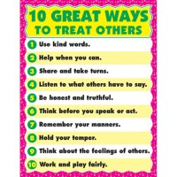 10 Great Ways to Treat Others A15-6294