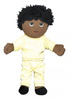 African American Boy in Sweat Suit CF100-732