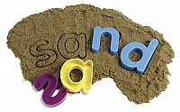 Learning Sand Moulds Lowercase 26 Letters LER 1451