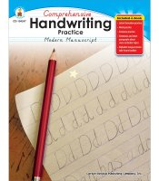 Gr K-1 Comprehensive Handwriting Practice Ebook CD-104248EB
