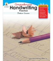 Gr 2-5 Comprehensive Handwriting Practice Ebook CD-104250EB