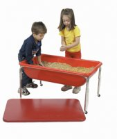 "Large Sensory Table 24"" Height CF1133-24"