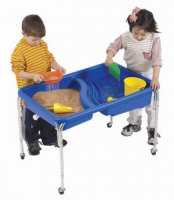 "Neptune Sand & Water Table 18"" Legs Height 1136-18"