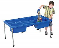 "Discovery Sand & Water Table  18""h 1182-18"
