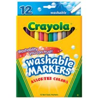 12 Crayola Fine Line Markers A26-587613