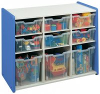 Combo Big Bin Storage (Assembled) 1472A