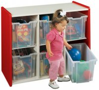 Jumbo Big Bin Storage (Assembled) 1473A