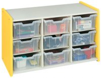 Toddler Big Bin Storage (Assembled) 1476A