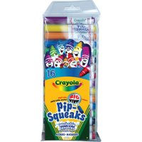 16 Crayola Pip-Squeaks Markers A26-582316