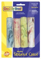 Marble Chalk - 4 Color Set CK-1704