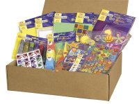 Scrapbookin' Kids Activities Box - Assortment CK1738