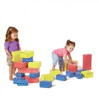 Corrugated Blocks- 84Pcs Set EDU-709084