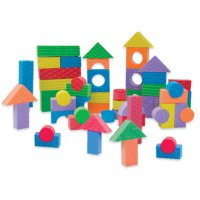 Textured Blocks- 80 Pcs EDU-716880