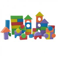 Textured Blocks 30Pcs EDU-716030