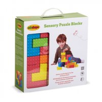 Sensory Puzzle Blocks EDU-716167