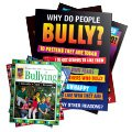 Bullying Books and Posters Set 3 Books and 4 Posters DD 2-1052W Grades: 3-8
