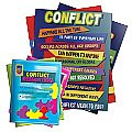 Conflict Resolution Books and Posters DD 2-1055W Grades: K-8