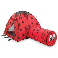 Ladybug Tent & Tunnel Combination PT-20420