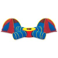 Tunnels Of Fun Super Set W/Tents  PT-20457
