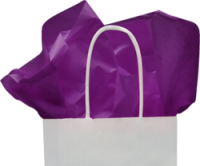 "Purple 20"" x 30"" Tissue Paper 24 Sheets A12-59072"
