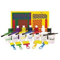 27 Piece Paint Crate Set F98-0207