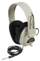 Stereo Headphones CLF-2924AVPS Beige color