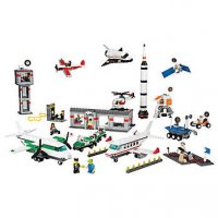 Lego Space and Airport Set Product 9335
