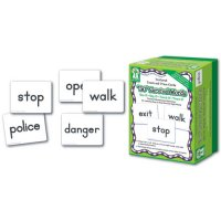 30 Survival Words Textured Touch And Trace Cards (A15-KE846015)