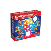 Magformers 30 pc Rainbow Set PW-63076