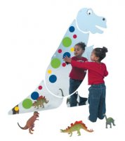 Friendly T-Rex Mirror CF332-508