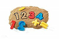 Learning Sand Moulds Numbers 26 Pc Set LER 1452