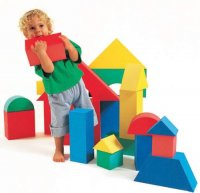 Giant Blocks - 16 Pcs EDU-706145