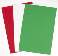 WonderFoam® Large Sheets - Christmas CK-4336