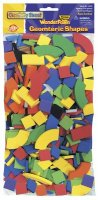 WonderFoam® Geometric Shapes - Classpack CK-4400