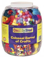 Colossal Barrel of Crafts CK-5602