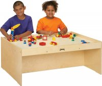 "ACTIVITY TABLE 34"" wide x 44"" long x 17½"" high 5751JC"