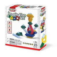 ImagAbility Wedgits Imagination 25 Piece Set 300651
