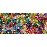 6.8oz Sheer Shapes Beads CK-3550