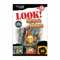 Spectrum Readers Look! Nature's Helpers  CD704322