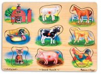 Farm Sound Puzzle  Item #:MD- 268