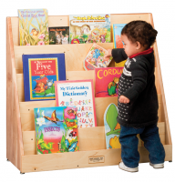 Library Display Case Space Saver SWT-759
