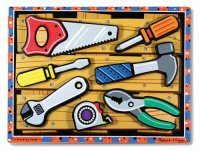 Tools Chunky Puzzle  Item MD- 3731
