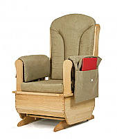 Glider Rockers Olive Cushion 8164JC