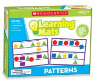 Patterns Learning Mats, Multiple Colors S-TF7103