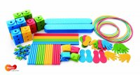 Weplay Motor Skills Universal Set, 96 Pieces M2000
