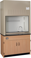 "Fume Hood Assembly -- 3/4"" Black Epoxy 84212 J92"