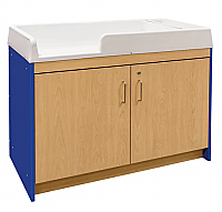 Infant Changing Table FULLY AASSEMBLED COLOUR OPTION 8530A