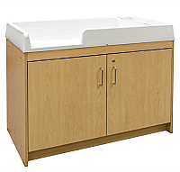 Infant Changing Table FULLY ASSEMBLED 8530-A